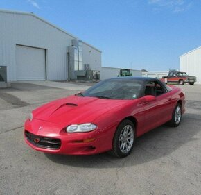2002 Chevrolet Camaro Z28 Coupe for sale 100721323