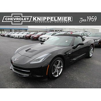 2015 Chevrolet Corvette Convertible for sale 100725091