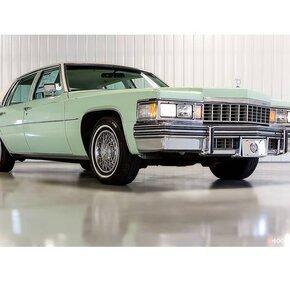 1977 Cadillac De Ville for sale 100736925