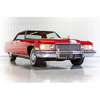 1973 Cadillac De Ville for sale 100736929