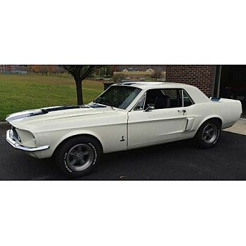 1967 Ford Mustang for sale 100737051