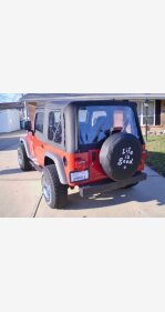 2006 Jeep Wrangler 4WD X for sale 100741493