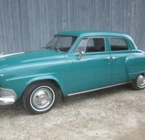 1952 Studebaker Champion for sale 100742025