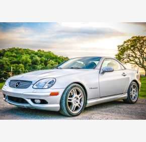 2004 Mercedes-Benz SLK32 AMG for sale 100742320