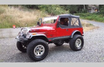 1984 Jeep CJ 7 for sale 100743073