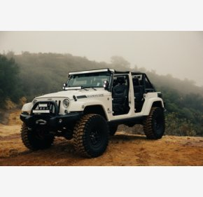 2014 Jeep Wrangler 4WD Unlimited Rubicon for sale 100743499