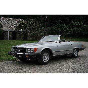 1984 Mercedes-Benz 380SL for sale 100744126