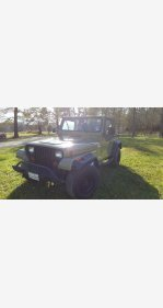 1991 Jeep Wrangler 4WD for sale 100747682