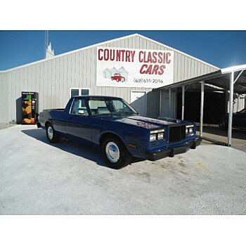 1985 Chrysler Other Chrysler Models for sale 100748343