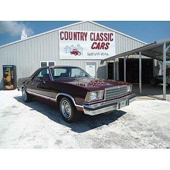 1981 Chevrolet El Camino for sale 100748677