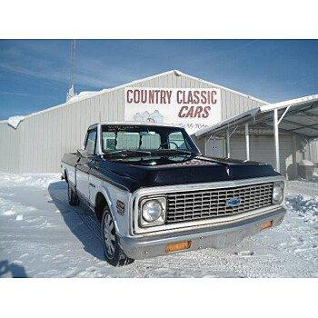 1971 Chevrolet C/K Truck for sale 100748791