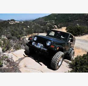 1997 Jeep Wrangler for sale 100749289