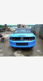 2013 Ford Mustang Convertible for sale 100749579