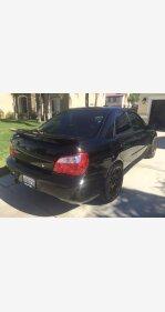 2004 Subaru Impreza WRX STI Sedan for sale 100750475