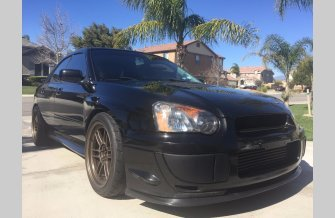 2004 Subaru Impreza WRX STI Sedan for sale 100750475