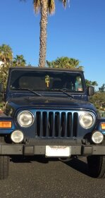 2005 Jeep Wrangler 4WD Unlimited for sale 100750634