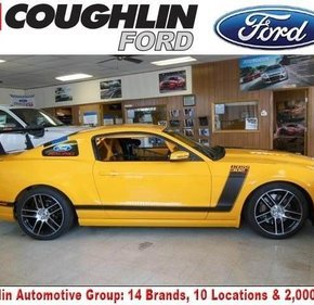 2013 Ford Mustang Boss 302 Coupe for sale 100750884