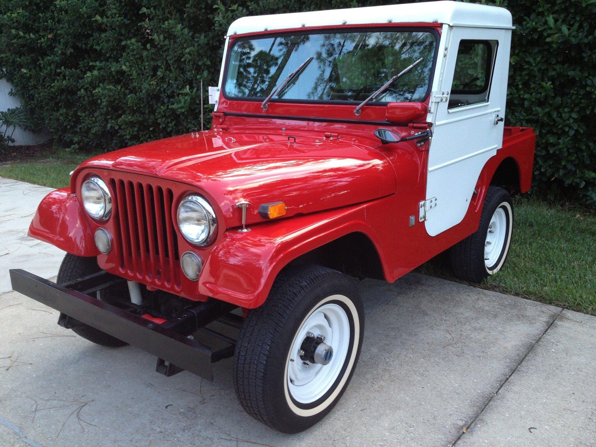 jeep cj 5 classics for sale classics on autotrader CJ5 Dauntless V6