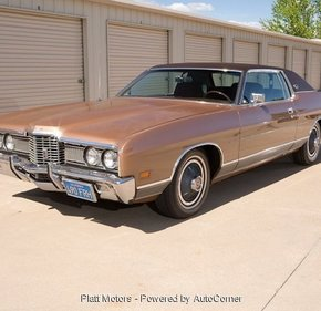 1972 Ford LTD for sale 100751889