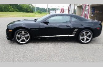 2011 Chevrolet Camaro SS Coupe for sale 100752188
