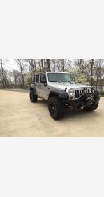 2012 Jeep Wrangler 4WD Unlimited Sport for sale 100754542