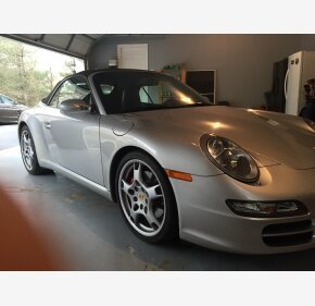 2006 Porsche 911 Cabriolet for sale 100756451