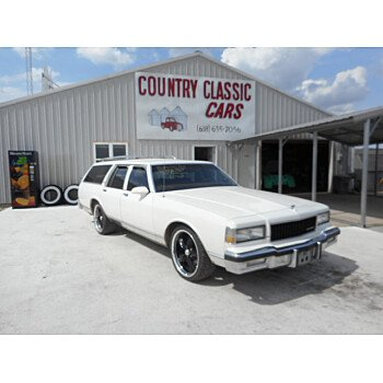 1987 Chevrolet Caprice for sale 100757265