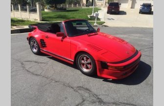 1987 Porsche 911 Targa for sale 100757622