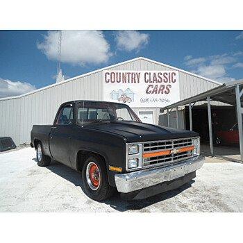 1983 Chevrolet Other Chevrolet Models for sale 100758092