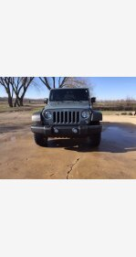2015 Jeep Wrangler 4WD Unlimited Rubicon for sale 100758690