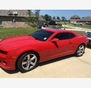 2011 Chevrolet Camaro SS Coupe for sale 100760518