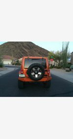 2011 Jeep Wrangler 4WD Rubicon for sale 100760957