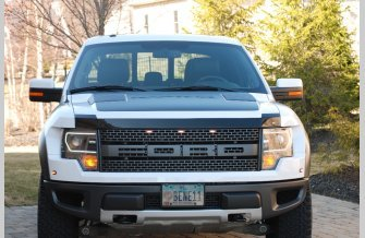 2013 Ford F150 4x4 Crew Cab SVT Raptor for sale 100765817