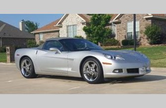2008 Chevrolet Corvette Convertible for sale 100767390