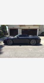 2013 Porsche 911 Carrera Cabriolet for sale 100769502