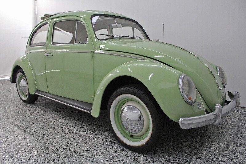 1960 Volkswagen Beetle Clics For On