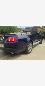 2012 Ford Mustang Convertible for sale 100770004