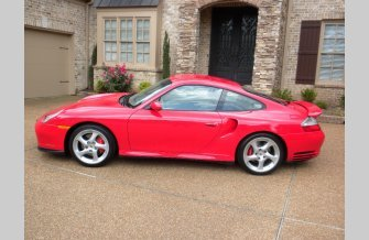 2001 Porsche 911 Turbo Coupe for sale 100773268