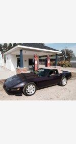 1992 Chevrolet Corvette Convertible for sale 100774082