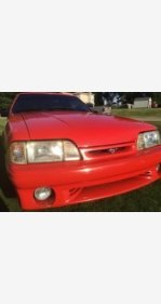 1993 Ford Mustang Cobra Hatchback for sale 100774333