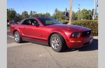 2005 Ford Mustang Convertible for sale 100774984