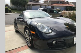 2008 Porsche Cayman for sale 100775001