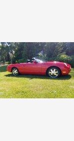 2002 Ford Thunderbird for sale 100776911