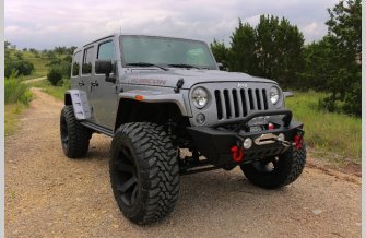 2016 Jeep Wrangler 4WD Unlimited Rubicon for sale 100777421