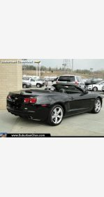 2011 Chevrolet Camaro SS Convertible for sale 100777853