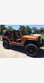 2011 Jeep Wrangler 4WD Unlimited Sahara for sale 100777913