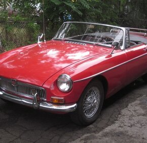1967 MG MGB Classics for Sale - Classics on Autotrader
