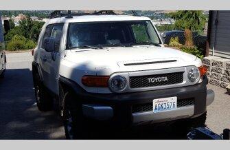2011 Toyota FJ Cruiser 4WD for sale 100781618