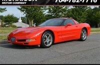 2002 Chevrolet Corvette Coupe for sale 100781977