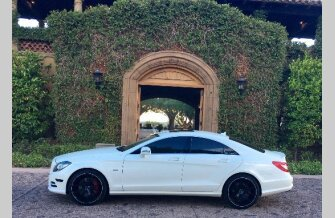 2012 Mercedes-Benz CLS550 for sale 100783024
